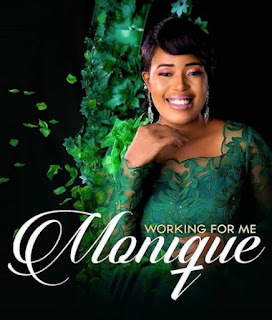"Spaghetti Records presents the 3rd studio album  by delectable singer Monique, titled ""Working  For Me""."