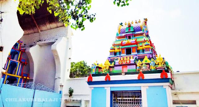 Chilakuri Balaji Temple