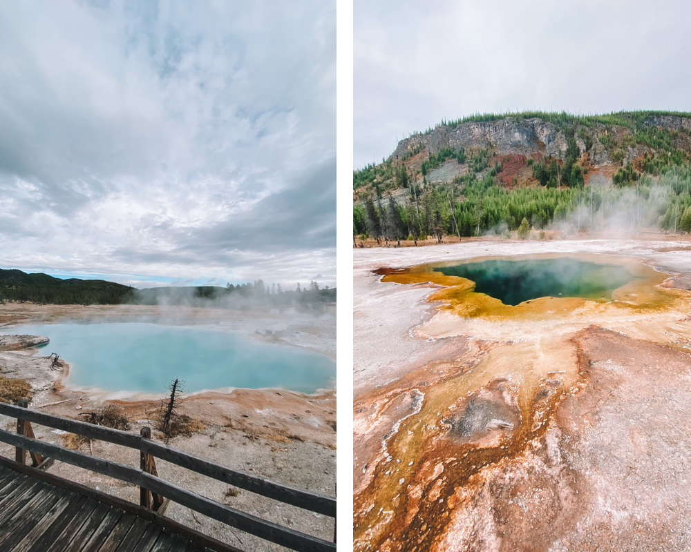 Amanda's OK Blog Guide to Yellowstone