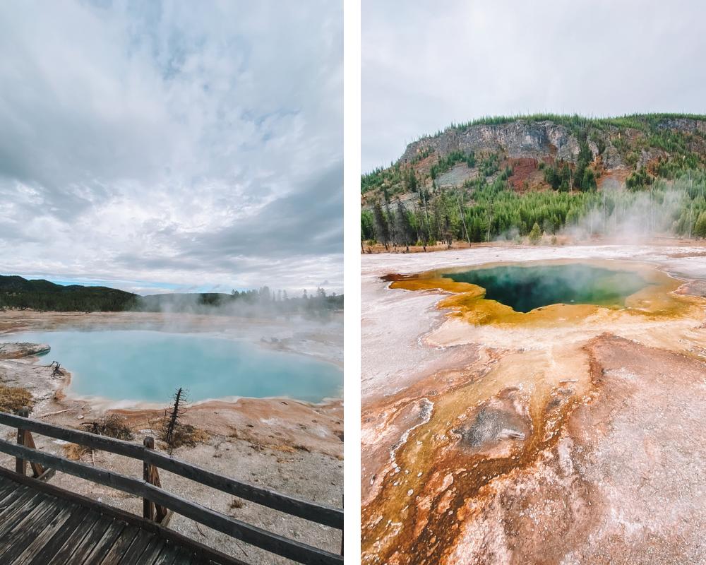 Amanda's OK Blog Guide to Yellowstone