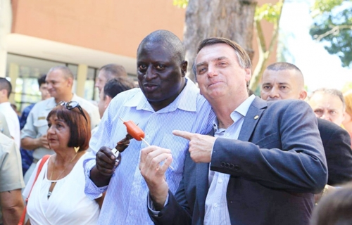 Bolsonaro quer indicar Hélio Negão como Conselheiro do Tribunal de Contas da União