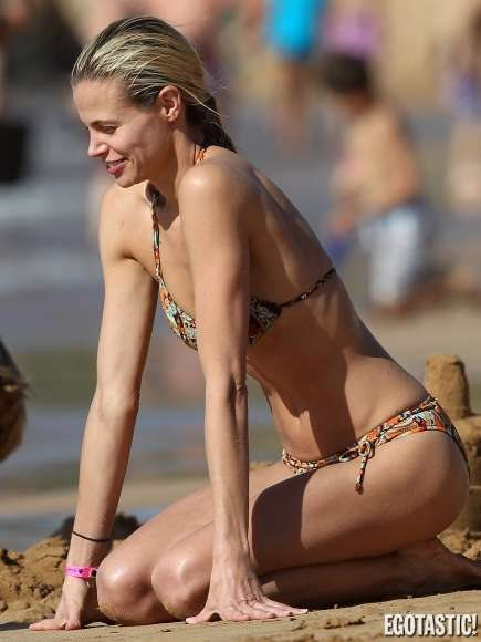 "Sunny Days: 50+ Brooke Burns ""Famous"" Bikini Bottom Pics Gallery"