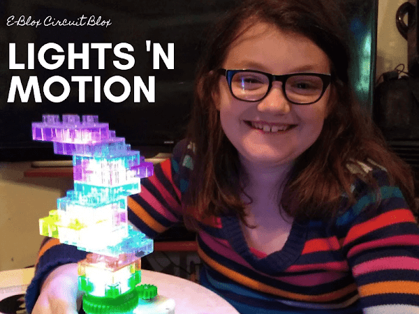 Light Up PlayTime With E-Blox Lights N Motion
