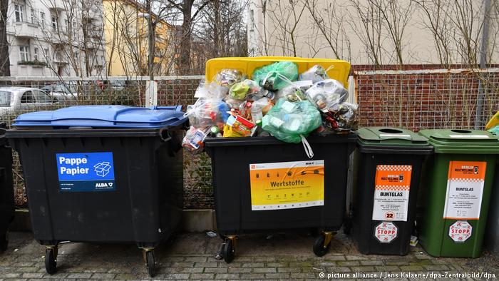 Chất thải rắn thông thường và chất thải rắn y tế nguy hại Phân vùng quy hoạch
