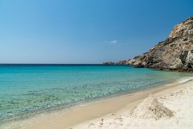 Baie de Livadi-Donoussa-Cyclades