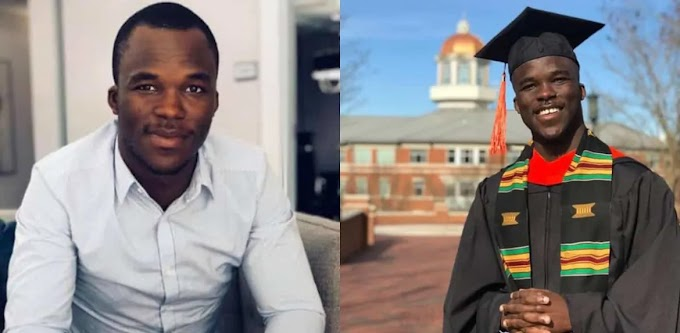 Young Ghanaian engineer in US, Andrew Amuna dies after reportedly drowning