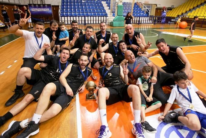 Θριάμβευσε στο 7ο Πρωτάθλημα Αστυνομικών Θεσσαλονίκης το Α.Τ. Καλαμαριάς-Φωτορεπορτάζ