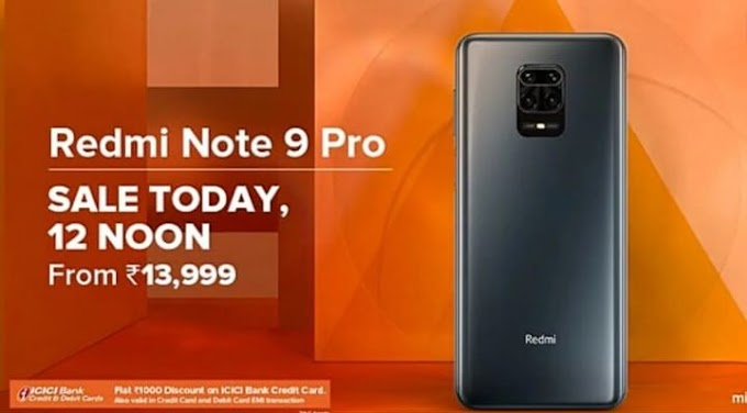 Redmi Note 9 pro to go on sale today at 12 noon  via Amazon, Mi.com: price in India, offers,  specification