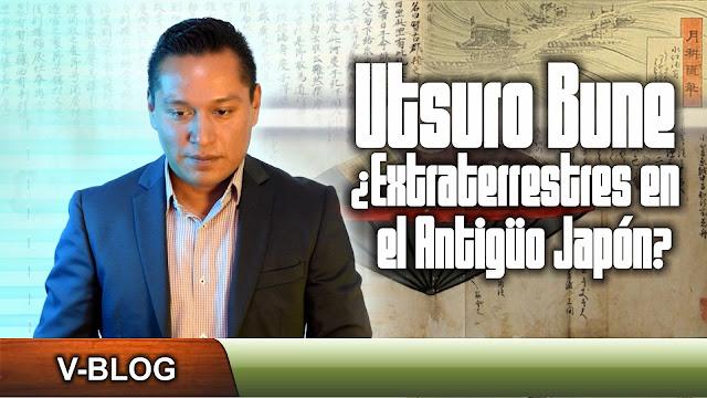 Utsuro Bune: ¿Extraterrestres en el Antigüo Japón?