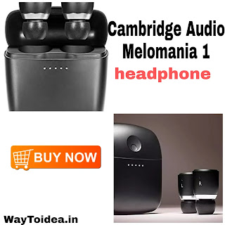 Cambridge Audio melomania 1 wireless earbuds, wireless earbuds