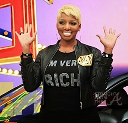 "NENE LEAKES CONTINUES TO BE HIGHEST PAID ON ""REAL HOUSEWIVES OF ATLANTA"""