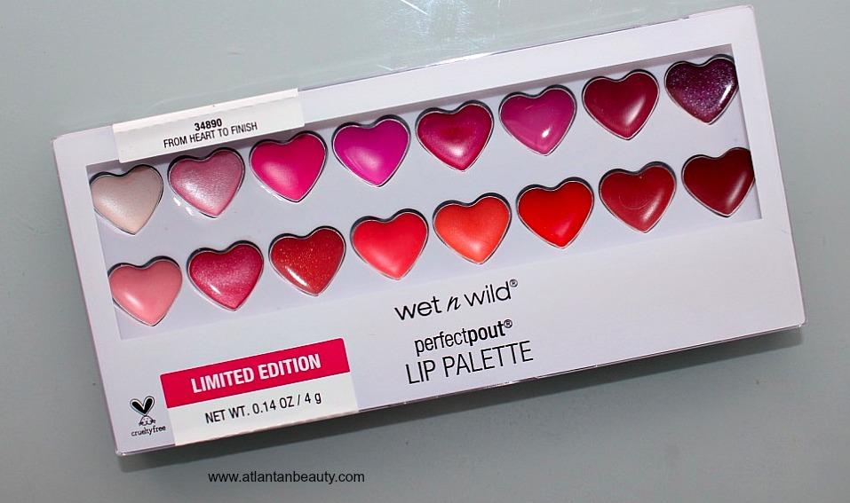 Wet n Wild Perfect Pout Lip Palette