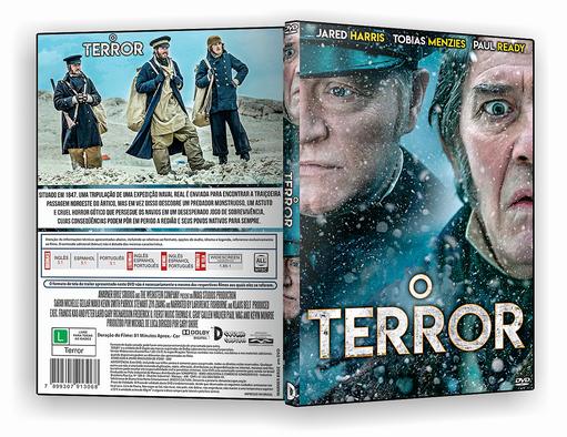 DVD-R O TERROR 2018 – AUTORADO