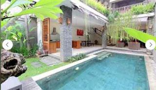 Dijual Villa 2 Lantai Seminyak Bali