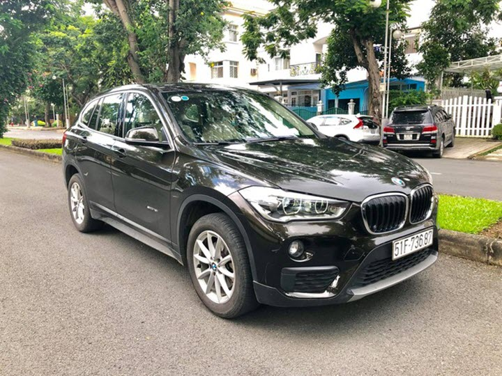 Có nên mua BMW X1 cũ giá ngang ngửa Mazda CX-8 mới?