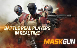 MaskGun Multiplayer FPS V1.97 MOD Apk ( High Damage / Ammo / No Reload )