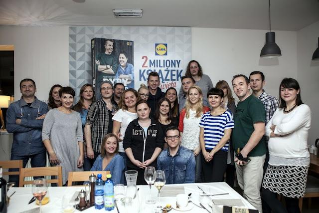 IMG_0757 Stawy Milickie, Kuchnia Lidla i blogerzy kulinarni