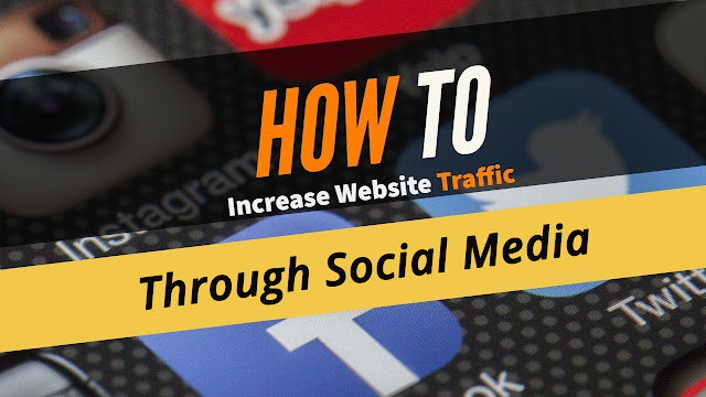 How to Get Huge Social Traffic to your Website?