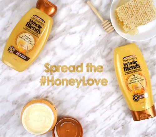 Garnier Spread The Honey Love Contest