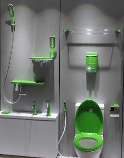 aksesoris kamar mandi yang lengkap