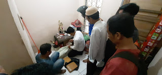BNNP Provinsi Jambi Berhasil Menggagalkan Narkotika Golongan I Jenis Ganja Sebanyak 14 Paket.