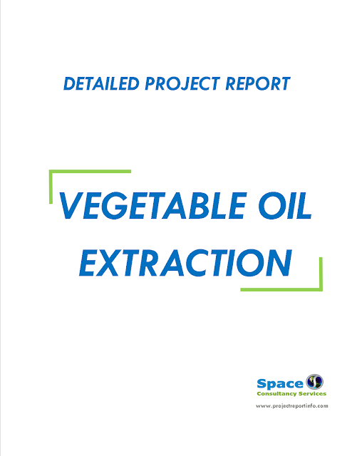 Project Report on Vegetable Oil Extraction Unit