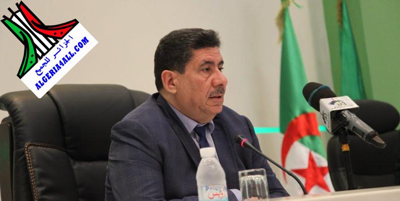 وزير الفلاحة شريف عماري,ministre de l'Agriculture
