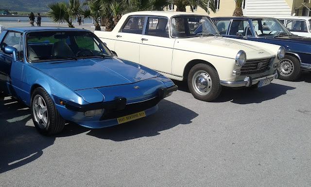 ιστορικά αυτοκίνητα