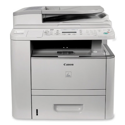 Black together with White Laser Multifunction Copier Canon imageCLASS D1120 Driver Downloads