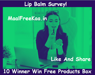 Lip Balm Survey