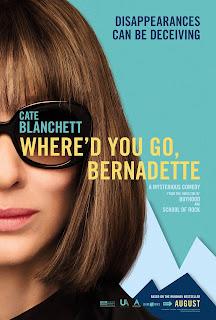 Where'd You Go, Bernadette 2019 English 720p WEBRip
