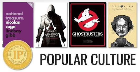 Award Winners: Ghostbusters and Time Out Shortlist Gotham and Metropolis