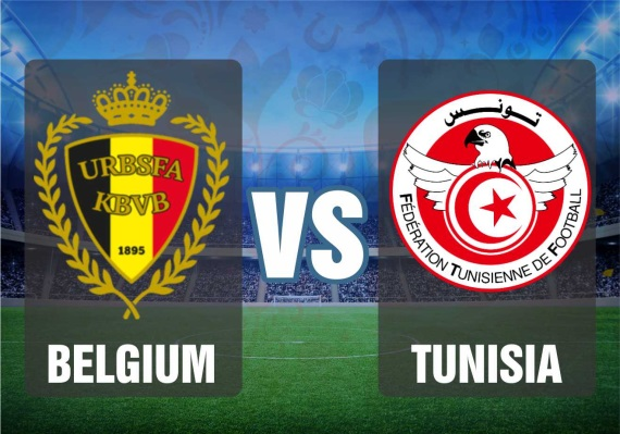 Belgium vs Tunisia 2018 World Cup Preview