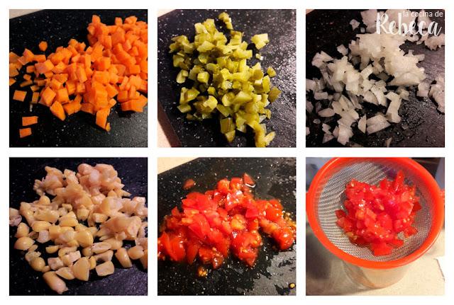 Receta de ensalada de quinoa 01