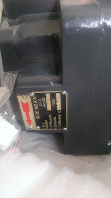 Phụ tùng cẩu bánh lốp zoomlion- Bơm thủy lực 3 ngăn lắp cho cẩu bánh lốp Zoomlion QY50 tại Hà Nội