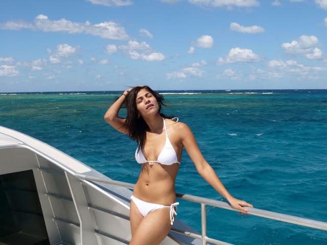 Model Archana Vijaya Latest Bikini Pics Actress Trend