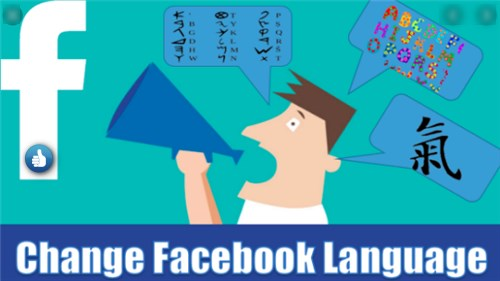 How Do I Change My Language On Facebook