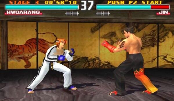 تحميل لعبة Tekken 3 للكمبيوتر