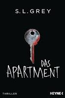 Cover: Grey, S. L.: Das Apartment