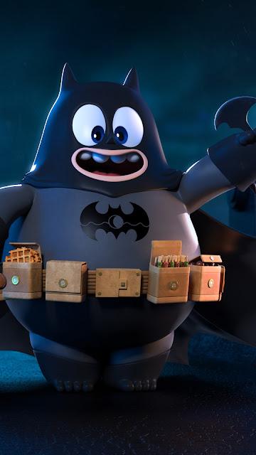 Papel de Parede Engraçado do Batman