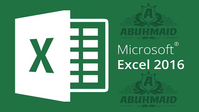 شرح وتحميل برنامج 2016 EXCEL اكسيل 2016
