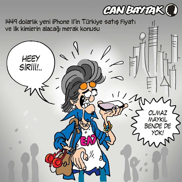 iPhone 11 | Can Baytak