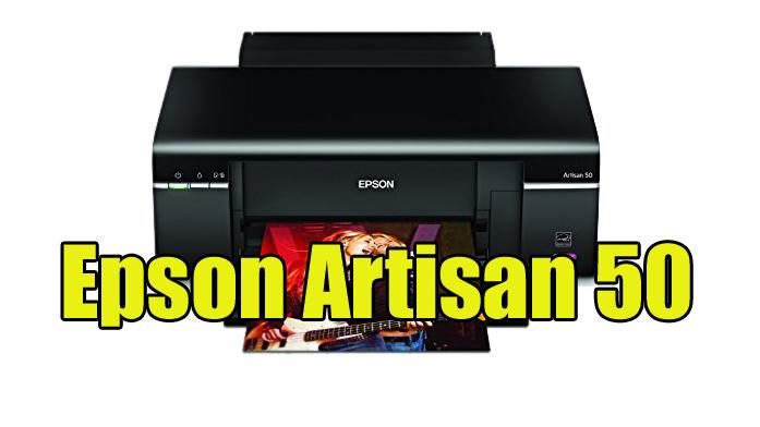 Epson Artisan 50 Printer