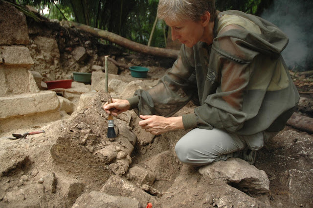 Archaeologists uncover new clues to Maya collapse