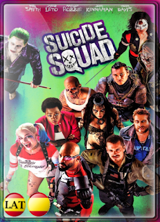 Escuadrón Suicida (2016) EXTENDED DVDRIP LATINO/ESPAÑOL
