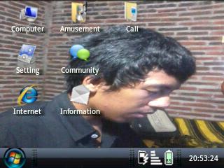 Cara Instal Windows Vista di Android