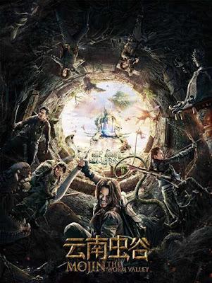 مشاهدة فيلم Mojin: The worm valley 2018 مترجم