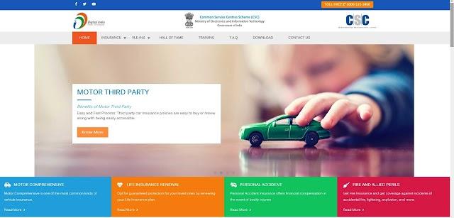 CSC Insurance Registration - Insurance Registration Form - Insurance CSC
