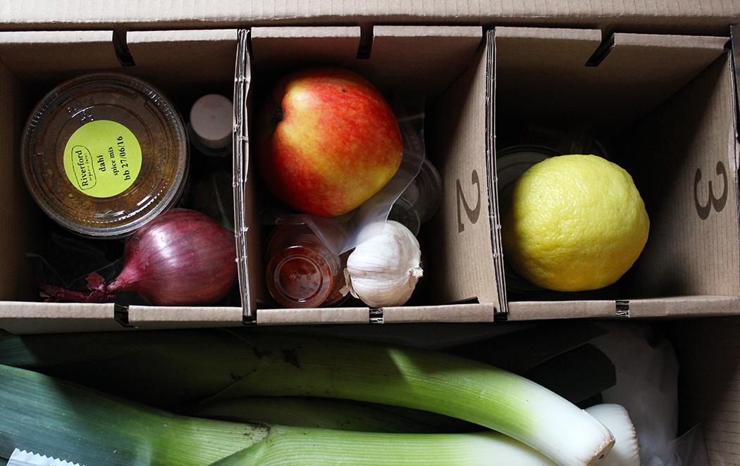 Riverford Organic Recipe Box