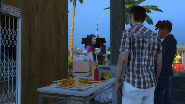 Sims 4 Pinoy Stuff Pack Pinoy Street Foods